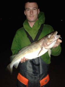 5lb Coding caught on Rigs N Bits Pulley Pennel