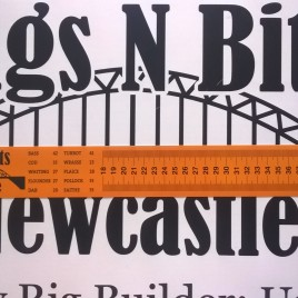 Rigs N Bits Newcastle Self Adhesive fish measure – Sea Fishing Fish Measure